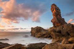 URROS (Jesus Bravo) Tags: sunset costa seascape marina landscape atardecer long exposure paisaje cantabria exposicion larga quebrada cantabrico urros impressedbeauty