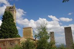San Gimignano (vince_68) Tags: florence san italia gimignano tuscany firenze toscana toscane italie