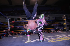 IMG_6461 (Black Terry Jr) Tags: mask maya wrestling marcela puma lucha libre mascaras consejo naucalpan dalys cmll iwrg