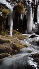 P1060694 (Mariano Zai) Tags: ice waterfall time hielo cascada frozenwaterfall cascadacongelada