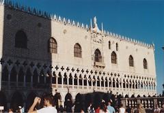 (letteramuta) Tags: venice sky italy film me analog 35mm photography 50mm minolta breathe venezia minoltasrt101