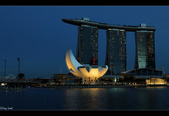 Just another evening (Jay Look) Tags: singapore asia southeastasia singapur marinabay canon60d canonef2410514lisusm