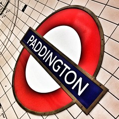 Paddington (297/365) (DaveOnFlickr) Tags: 365 project365 threesixfive tube london subway underground tubestation londonunderground tfl paddington flickriosapp:filter=nofilter uploaded:by=flickrmobile october 2013