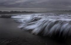 Freeze || Mollymook (edwinemmerick) Tags: ocean longexposure sea seascape beach water rock canon eos coast shoreline australia le shore nsw 7d slowshutter coastline southcoast edwin mollymook rockshelf emmerick edwinemmerick