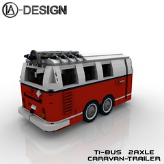 lego vw camper trailer instructions