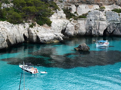 Menorca (Sergio Yuste) Tags: espaa beach spain playa paisaje formentera isla islas menorca baleares