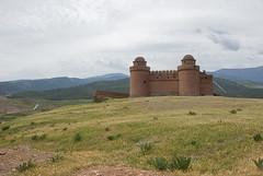Castillo de la Calahorra (Walraven) Tags: castle spain medal andalusia sierranevada renaissance castillo spanje kasteel calahorra andalusi challengeyou cyunanimous