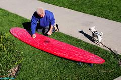 Purp (mcshots) Tags: california usa coast friend surfer stock champion socal longboard pro mcshots southbay waterman redondobeach losangelescounty mikepurpus 2013
