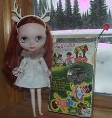 january 12, doll and random object