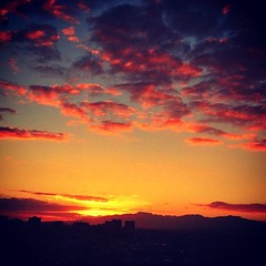 #goodmorning (Juan Cristobal Zulueta) Tags: morning sunrise square puertorico amanecer sanjuan squareformat newday jcz nuevodia sanjuandepuertorico iphoneography instagramapp uploaded:by=instagram foursquare:venue=517577a0e4b0e656da09121e juancristobalzulueta juanczulueta juancristobalzuluetaorellana juanczuluetao jczo