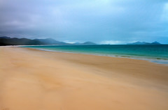 Untouched - Whitehaven Beach, Australia (Geee Kay) Tags: ocean storm beach clouds pacific australia pacificocean untouched whitehaven unspoiled whitehavenbeach australiabeach vision:beach=0769 vision:outdoor=099 vision:clouds=0526 vision:sky=089