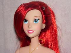 Ariel singing doll (loveless42) Tags: ariel disney littlemermaid