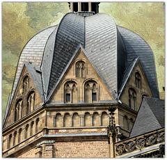 Coupole, Aachener Dom, Cathdrale d'Aix-la-Chapelle, Aachen, Germany (claude lina) Tags: germany deutschland aachen allemagne aixlachapelle