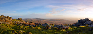 From Rippon Tor Dartmoor