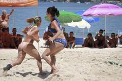 (Euter Mangia Fotografia) Tags: brazil praia beach rio brasil janeiro playa bola campeonato brasileiro esporte handball gol mangia balonmano handebol euter