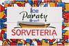 PLACA (Constantino Melo) Tags: brazil ice branco brasil paraty cores casa vermelho azulejo placa azulejos casarão sorveteria