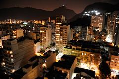Rio de Janeiro mit Christostatue Corcovado