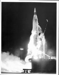 Atlas 76D Launch (San Diego Air & Space Museum Archives) Tags: atlas convair 76d atlasmissile atlas76d