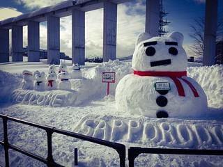 snowmans!