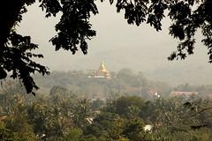 Unterwegs in Luang Prabang.