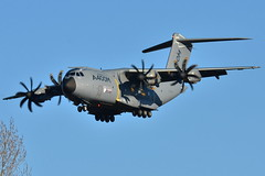 "Airbus A400M Atlas Airbus Military (AIB) ""Grizzly 4"" EC-404 - MSN 004 (Luccio.errera) Tags: aib military airbus atlas msn 004 tls a400m ec404 grizzly4"