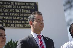 Ceremonia por el CLXXXVI Aniversario Luctuoso del General Vicente Guerrero Saldaña -La Patria es Primero-