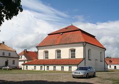 POLAND Tykocin synagogue (Suriaa) Tags: synagogue synagoga tykocin poland polska בית כנסת