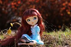 Addaura (Naekolyset) Tags: pullip pullips doll pullipdoll redhead blueeyes freckles pullipanneshirley anneshirley pullipanneshirley2004 portrait cute girl love her much jouet