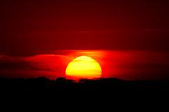 South Downs, Brighton (Sean Sweeney, UK) Tags: nikon dslr d60 brighton south downs sunset sky