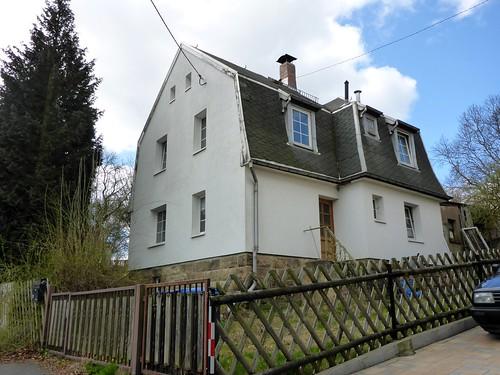 verfallenes Grundstück in Lengenfeld