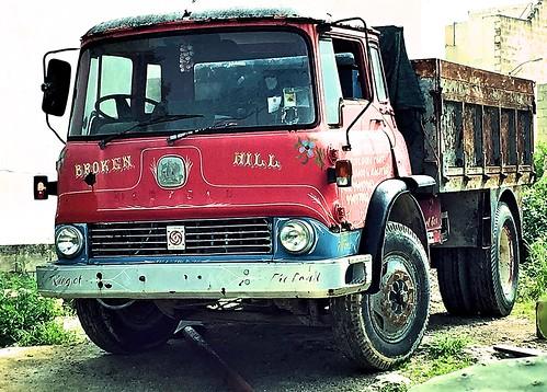 good old truck... not broken