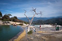 Oaxaca Hierve el Agua pools-24