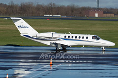 Cessna 525B Citation CJ3+ - N501LL (AeroPX) Tags: aeropx caryliao cessna cessna525bcitationcj3 ewing kttn n501ll nj newjersey ttn trentonmercercountyairport