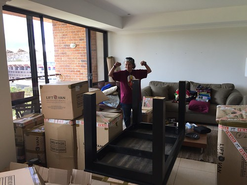 super Jaki prepares to unpack us