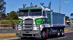 photo by secret squirrel (secret squirrel6) Tags: vehicle outdoor secretsquirrel6truckphotos craigjohnsontruckphotos australiantruck bigrig kenworth tiptruck dumptruck truckphoto worldtruck cabover mint clean kenworthtruck alcoas