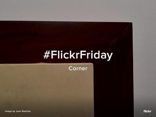 Flickr Friday - Corner