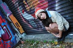 Yibi0027 (Mike (JPG直出~ 這就是我的忍道XD)) Tags: yibi 西門町 d300 model beauty 外拍 portrait 2013 fifi