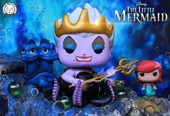 """At last, It's MINE!"" - Ursula 🐙 (PrinceMatiyo) Tags: toyphotography ariel disneyvillain disneyprincess thelittlemermaid flotsamandjetsam hottopicexclusive popvinyl funko ursula"