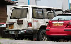 G86 TBD (Nivek.Old.Gold) Tags: 1989 mitsubishi pajero lwb intercooler turbo wagon 2470cc diesel v233uew