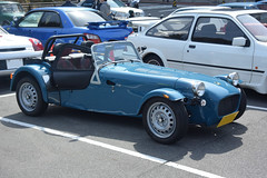 tamttd17059b (tanayan) Tags: car automobile cg club toyota museum tam ttd 愛知 長久手 日本 トヨタ aichi nagakute japan nikon v3 british ceterham super seven 7