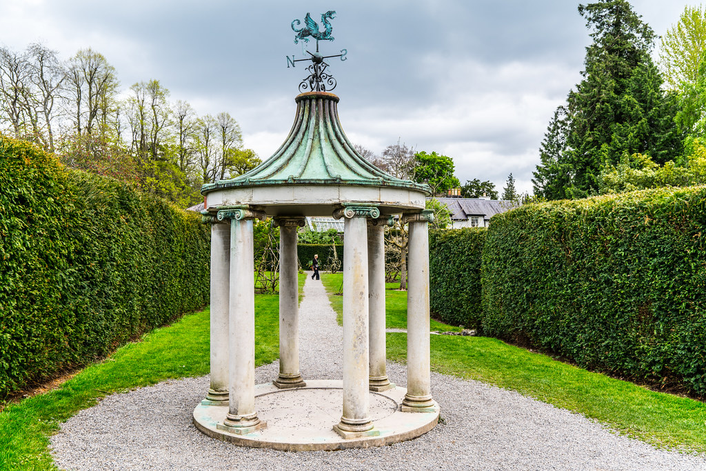 FARMLEIGH HOUSE [ GROUNDS AND GARDENS PHOTOGRAPHED APRIL 2017]-127222