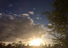 08:21 27.04.17 (jpmm) Tags: 2017 amsterdam sunrise zuid wolken clouds cumulus