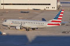 Republic Airline (American Eagle) // Embraer ERJ-175LR // N105HQ (cn 17000163) // KCMH 3/16/17 (Micheal Wass) Tags: cmh kcmh johnglenncolumbusinternationalairport johnglenninternational johnglennairport yx rpa republicairline americaneagle embraer erj175 embraer175 embraererj170200 embraer175lr embraererj175lr embraererj170200lr e175 n105hq