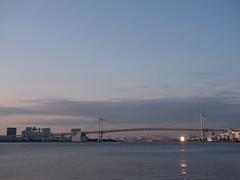 GFX01960 (Zengame) Tags: fujifilm fujinon gf gf63mm gf63mmf28rwr gfx gfx50s architecture bridge fuji japan rainbowbridge tokyo tokyobay tokyobaylandmark フジ フジノン レインボーブリッジ 富士 富士フイルム 日本 東京 東京湾 港区 東京都 jp