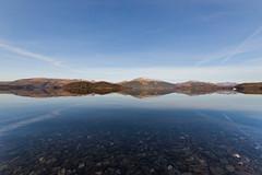 Sunrise by Loch Lomond (oloroliver) Tags: samyang14mm canon6d lochlomond scotland reflection landscape sunrise