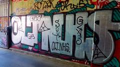 Graffiti in Berlin 2016 (kami68k -all over-) Tags: berlin 2016 graffiti illegal bombing chrome olt nhs