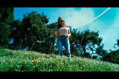 nature... (bmakaraci) Tags: nature girl photograpy photographer sony konica 40mm f18 hexanon burakmakaraci a7ii sweet new cinematic primelens prime women color grain turkish türkiye life lens istanbul outdoor look