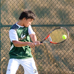 RBHS Var Mens Tennis vs IHS 3/22/17 (sgs)