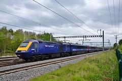 43029 (stavioni) Tags: first great western railway rail diesel train class43 power hst high speed fgw gwr green 43029 car inter city 125 intercity