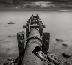 untitled (1 of 1)-11 (cgott321) Tags: long exposure 10stop big stopper blackwhite seascape